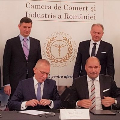Traian Halalai: Vrem să revitalizăm colaborarea cu băncile tip Exim, în beneficiul exportatorilor români