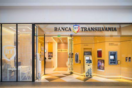 Banca Transilvania a realizat un profit net de 1.233 milioane lei și a acordat aproape 175.000 de credite noi în 2016