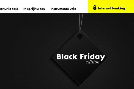 Raiffeisen Bank a dat startul reducerilor promotionale de 'Black Friday Edition 2016'