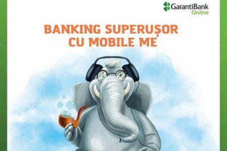 E-lefantul Click vă prezintă Mobile ME, o aplicație pentru un supersmartphone de la Garanti Bank