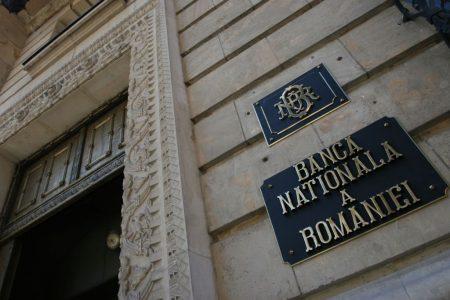BNR menține dobânda cheie la 2,5%