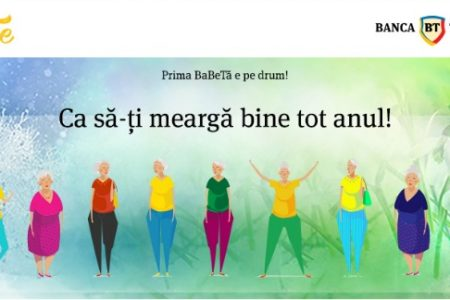Banca Transilvania lanseaza maine, 1 martie, o noua campanie de shopping bancar online: BaBeTe