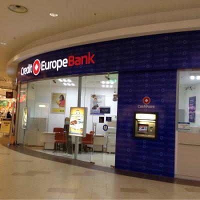 Credit Europe Bank România dezminte informația potrivit căreia banca va fi preluată de OTP Bank