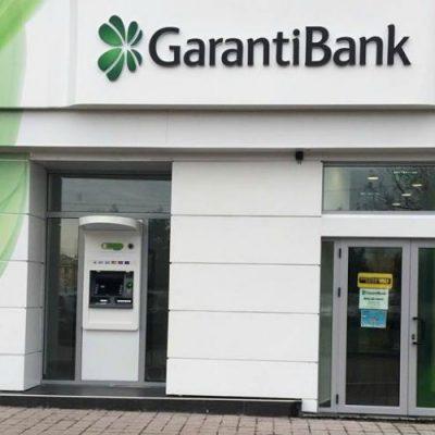 Garanti Bank a înregistrat profit net de 64,6 milioane lei în primul semestru