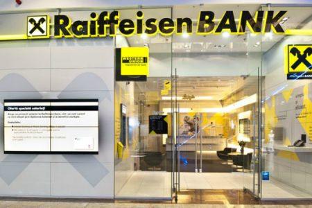Raiffeisen Bank: peste 435.000 clienti activi in online banking si un portofoliu de 25 milioane de euro credite acordate pe canale digitale