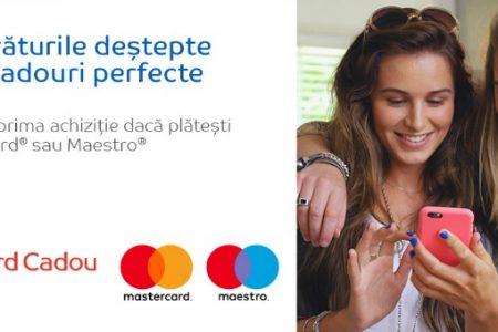 Mastercard şi eMAG te premiază pentru plata online cu cardul