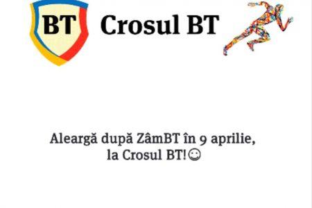 Crosul BT, start în 9 Aprilie pe Cluj Arena
