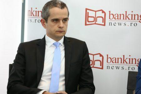 """Gabriel Chenescu, Raiffeisen Bank, liderul segmentului cardurilor de credit: """"Educația financiară începe de la prima interacțiune cu clientul, încă de când încercăm să vedem ce produs i se potrivește"""""""