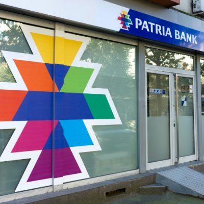 Patria Bank a finalizat vânzarea unei prime tranșe de credite neperformante