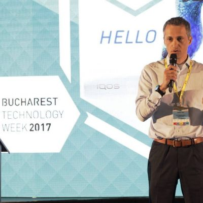 Bogdan Popa, COO&CIO Raiffeisen Bank, a vorbit, in premiera, despre cele mai importante inovatii ale bancii in 2017