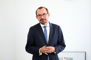 Tomasz Ignaczak, Director General KRUK Romania