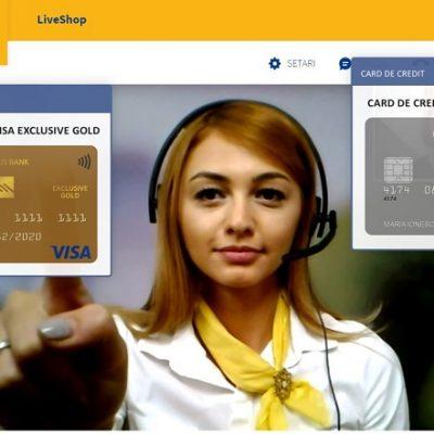 Piraeus Bank România a lansat prima platformă digitală cu produse online. Prin Piraeus LiveShop poti accesa credite de nevoi personale sau carduri de credit