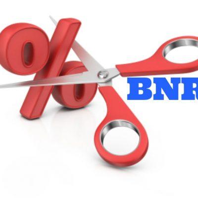 BNR menține dobânda de politică monetară la 1,75% și rezervele minime obligatorii