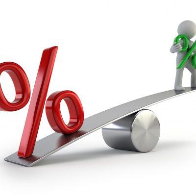 Robor la 3 luni atinge 1% și provoacă deja neliniște printre debitori. Rate mai mari din 1 octombrie pentru creditele cu dobanda variabila