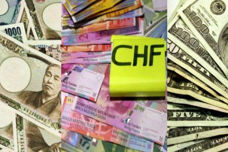 Analiza: cele mai sigure monede din lume si cele mai riscante. Francul elvetian, in TOP