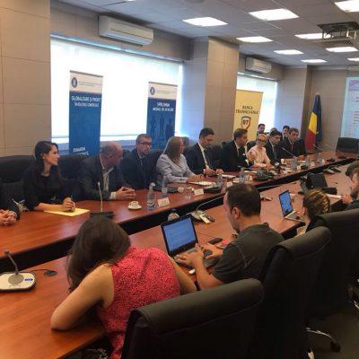 Banca Transilvania oferă credite punte şi pachet de servicii antreprenorilor, în cadrul Programului Start-Up Nation