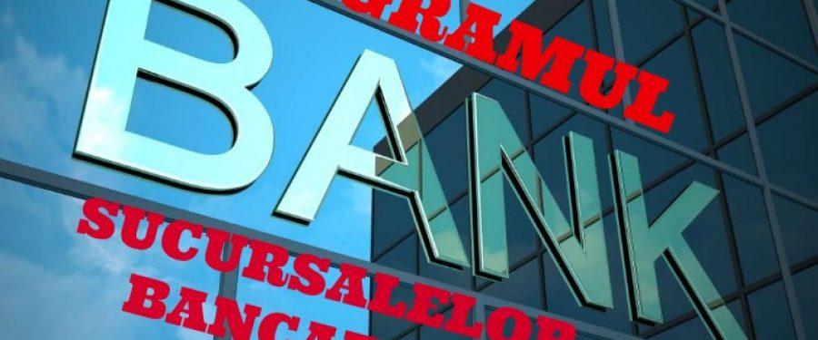Programul băncilor în minivacanţa de Ziua Națională