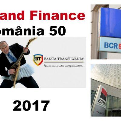 Banca Transilvania este cel mai valoros brand bancar românesc