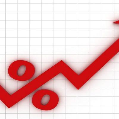 Indicele Robor la 3 luni a crescut la 2,42%, un nou record al ultimilor trei ani şi jumătate