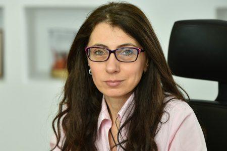 """Nevenca Doca, Banca Transilvania: """"Sunt arii de activitate unde greu găsești specialiști, cum ar fi zona analizei de risc"""""""