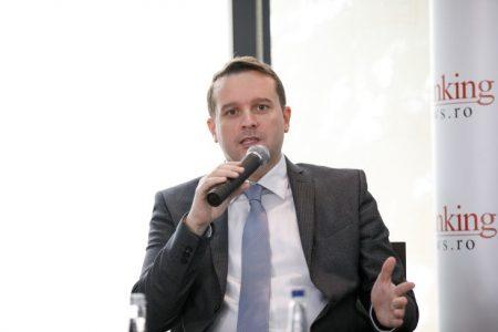 """Banking Innovation Lab. Adrian Tomășescu, BCR: """"Nu cred că bankingul tradițional și bankingul digital se bat cap în cap, ci este loc pentru ambele concepte, cu specificația că digitalizarea reprezintă viitorul"""""""