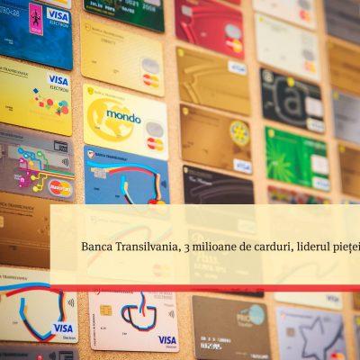 Banca Transilvania lansează Cardul de masă