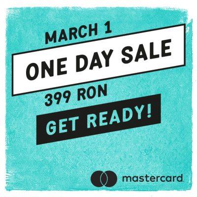 Mastercard deschide atmosfera de festival cu un val de bilete pentru Electric Castle la preț preferențial, ofertă valabilă doar pe 1 martie