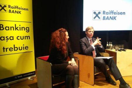 """Raiffeisen Bank adoptă o nouă poziționare de brand și își asumă responsabilitatea: """"Banking așa cum trebuie"""""""