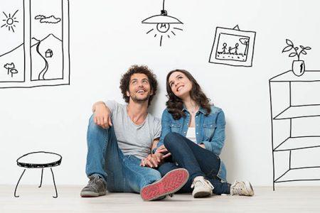 Reţeta fericirii la români: Cuplurile înclinate să își pună banii la comun sunt împlinite. Peste trei sferturi dintre români își gestionează finanțele în acest mod.