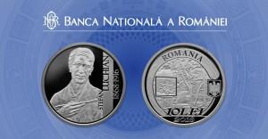 moneda luchian