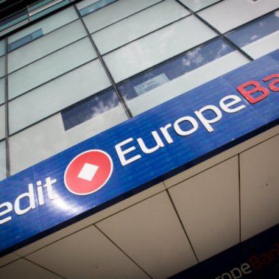 Credit Europe Bank România a încheiat anul 2017 cu un profit brut de 54 milioane lei, în creștere cu 32% față de anul anterior. Ce obiective şi-a setat banca pentru 2018