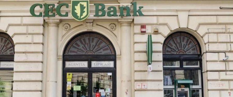 De Centenar, CEC Bank majoreaza dobanzile la depozitele in lei