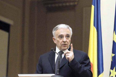 """Guvernatorul Mugur Isărescu: """"Deocamdată sunt pensionar, dacă îmi închei mandatul"""""""