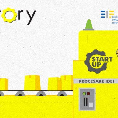Primele 27 de start-up-uri finantate prin programul Factory by Raiffeisen Bank sunt gata sa iasa pe piata