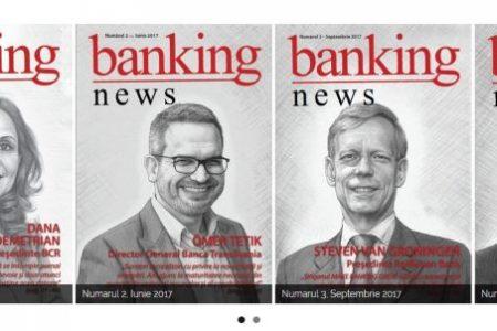 Revista BankingNews a împlinit 1 an! Ce am pregătit pentru Numărul 5 al publicației și cum îți poți face abonament pentru edițiile din 2018