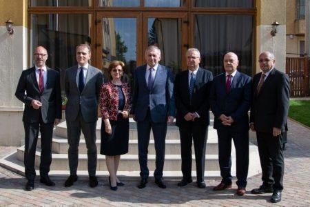 Consiliul de Administrație al Băncii Transilvania a fost reales. Horia Ciorcilă a primit al cincilea mandat de Preşedinte al Consiliului de Administrație