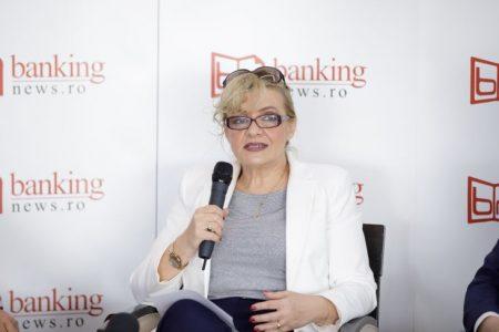 """Ruxandra Avram, BNR: """"Sistemul bancar obține 35% din venituri din comisioanele aplicate persoanelor fizice. Mi se pare o cifră mare"""""""