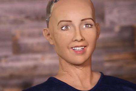 Sophia the Robot a primit un card de credit premium de la UniCredit