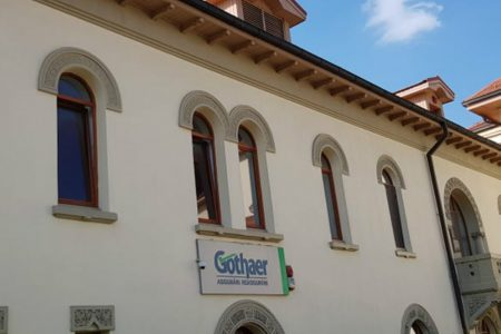 Grupul Gothaer nu vinde divizia din România