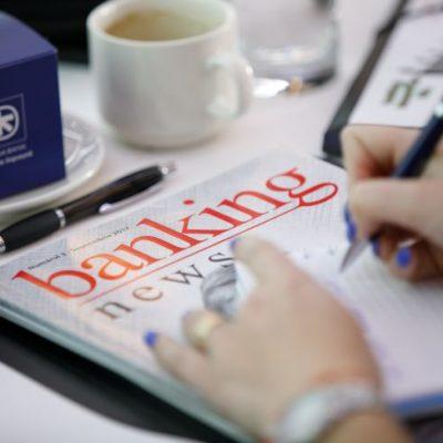 ALPHA BANK SUSȚINE UN PROIECT DE EDUCAȚIE FINANCIARĂ PRIN INTERMEDIUL CĂRUIA REVISTA BANKINGNEWS AJUNGE LA STUDENȚII FACULTĂȚILOR ECONOMICE DIN IAȘI ȘI CLUJ-NAPOCA