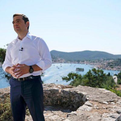 """Premierul grec, Alexis Tsipras: """"Grecia îşi reia astăzi destinul în propriile mâini. Ithaca este numai începutul"""""""