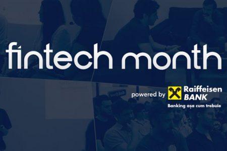 Fintech Month, eveniment organizat de Raiffeisen Bank și TechHub Bucharest, aduce oportunități și provocări pentru startup-urile fintech din România