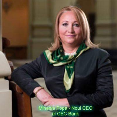 Clienții CEC Bank își pot alimenta conturile cu numerar prin terminalele SelfPay. Mihaela Popa, CEO: conform estimărilor noastre vom depăși un milion de tranzacții efectuate anual la stațiile de plată