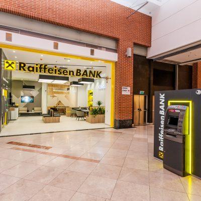 Raiffeisen Bank face primul pas spre generatia viitoare de agentii bancare