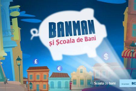 Școala de Bani lansează primul traseu de educație financiară pentru copii, în parteneriat cu Questo