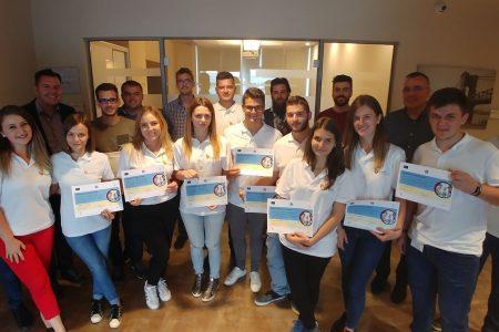 Stagii de practică remunerate la Banca Transilvania pentru studenții şi masteranzii care studiază în domeniile economic şi IT