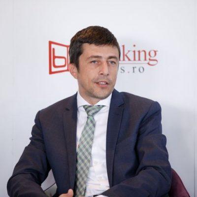 """Banking Innovation Lab. Florin Brănici, Alpha Bank: """"Cum am putea să-i digitalizam pe locuitorii din mediul rural? În primul rând, obișnuindu-i să plătească cu cardul!"""""""