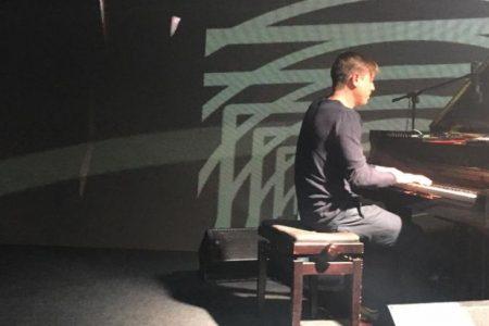 George cântă și în România! Erste, acționarul BCR, și-a lansat platforma de banking digital 100% într-un spectacol total!