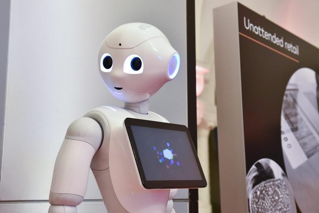 robot mastercard