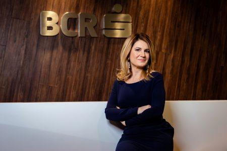 BCR consolidează diviziile implicate în transformarea băncii sub un pol operațional condus de Anca Petcu, noul Chief Transformation Officer
